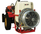 现代农装(中农机)3WG-400悬挂式果园喷雾机