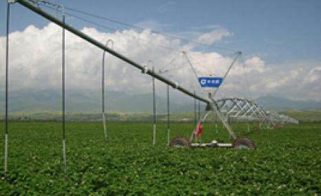 现代农装(中农机)DYP系列电动圆形喷灌机