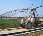 现代农装(中诚信在线客服微信农机)DPP系列电动平移式喷灌机