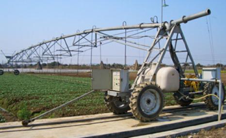 现代农装(中农机)DPP系列电动平移式喷灌机
