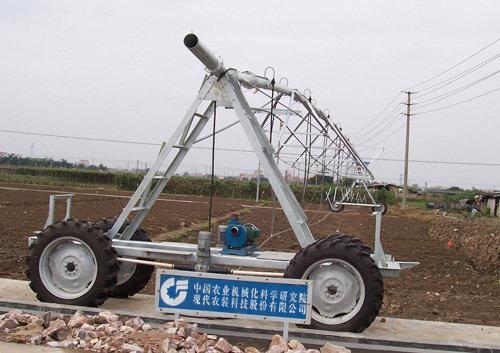 現代農裝(中農機)DPP系列電動平移式噴灌機