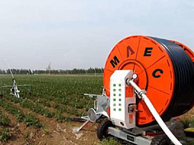 现代农装(中农机)ZNJ绞盘式喷灌机