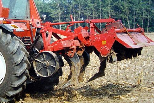现代农装(中农机)1SL-200深松整地联合作业机