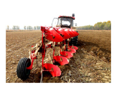 现代农装(中农机)1LFT-535翻转调幅铧式犁
