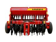 现代农装(中农机)2BMG-14免耕施肥播种机