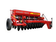 2BMG-24免耕施肥播种机