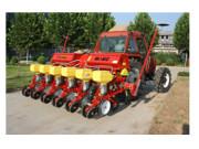 现代农装(中农机)2BQX-6玉米精密播种机