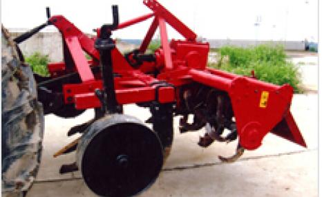 現代農裝(中農機)1SL-175深松整地聯合作業機