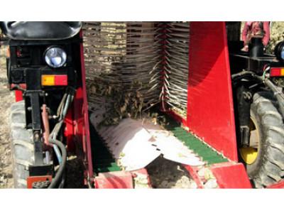 现代农装(中农机)4AZ-1Y型自走式红枣收获机
