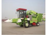 4YZB-4A玉米收割机