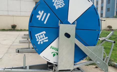 昆山潤蘭德JP75-300玉米噴灌設備