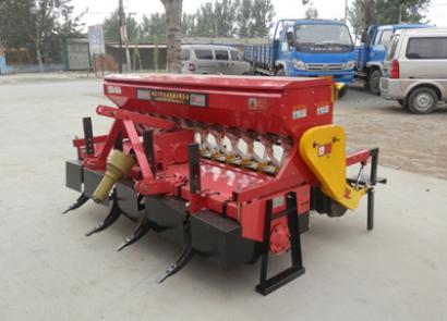河北興五谷豐華2BFSG-12(12)(200)小麥深松旋耕施肥勻播機