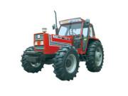 东方红-1004轮式拖拉机