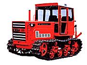 东方红-802履带式拖拉机