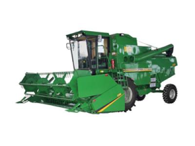 迪马6188自走式小麦联合收割机