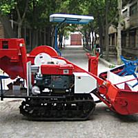 丹霞4LZ-1.0聯合收割機