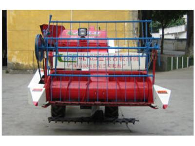 丹霞4L-0.5小型全喂入水稻联合收割机