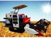 浙江三聯4LZ-3.0Z(小糧倉) 全喂入履帶式谷物聯合收割機