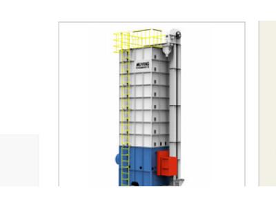 牧羊MHXD40低温循环式谷物烘干机