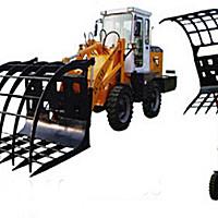 中首重工40-154木材装载机