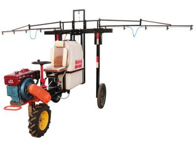 春润牌3WX-300自走式旱田高杆喷雾机