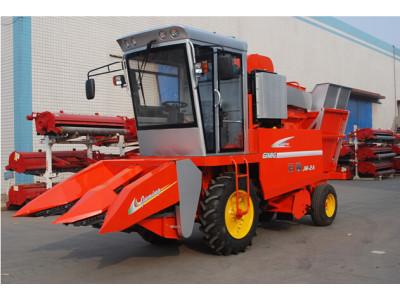 巨明新二行(268)升级版玉米收割机