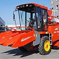 巨明新三行(3188)升級版玉米收割機
