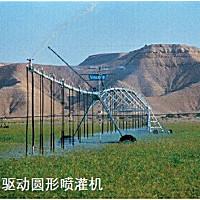 維蒙特單跨體水驅動圓形噴灌機