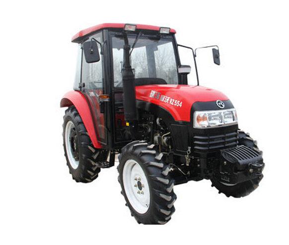 瑞泽富沃RZ554轮式拖拉机