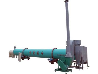 中農福安5YH-5滾筒式烘干機