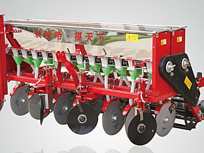 河北農哈哈2BXF-16小麥分施肥播種機