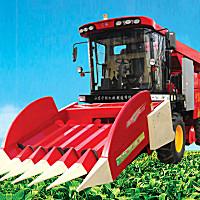寧聯4YZP-6YS玉米收獲機