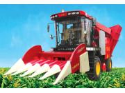 4YZ-5LYS玉米收獲機