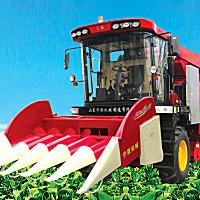 寧聯4YZ-Z5YS玉米收獲機