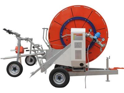 江苏环球JP75-300移动卷盘式喷灌机施肥型