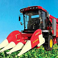 宁联4YZP-3CLYS玉米收获机