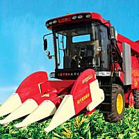 宁联4YZP-3FLYS玉米收获机