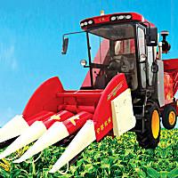 寧聯4YZ-3HS玉米收獲機