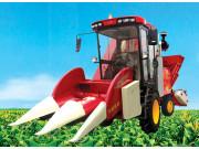 4YZ-2HS玉米收获机