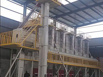 川龙5H10-6机组谷物干燥机