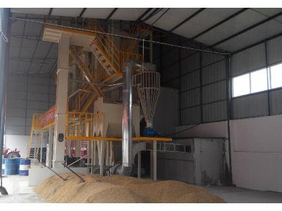 川龙5H12-5机组谷物干燥机