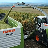 克拉斯(科乐收)JAGUAR800系列青贮饲料收获机