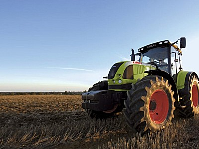 CLAAS(科乐收) ARION 640 C拖拉机
