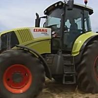 CLAAS(科樂收) AXION 850拖拉機