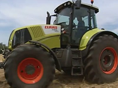CLAAS(科乐收) AXION 850拖拉机