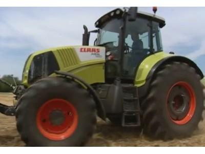CLAAS(科乐收) AXION 850拖拉机