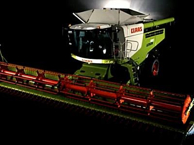 CLAAS(科乐收)LEXION 750联合收割机