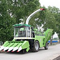 龙牧9YZJ-4玉米收获机