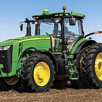 約翰迪爾8R-8245R輪式拖拉機