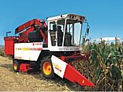 沃得裕龙4YZB-6(CH630)玉米收割机